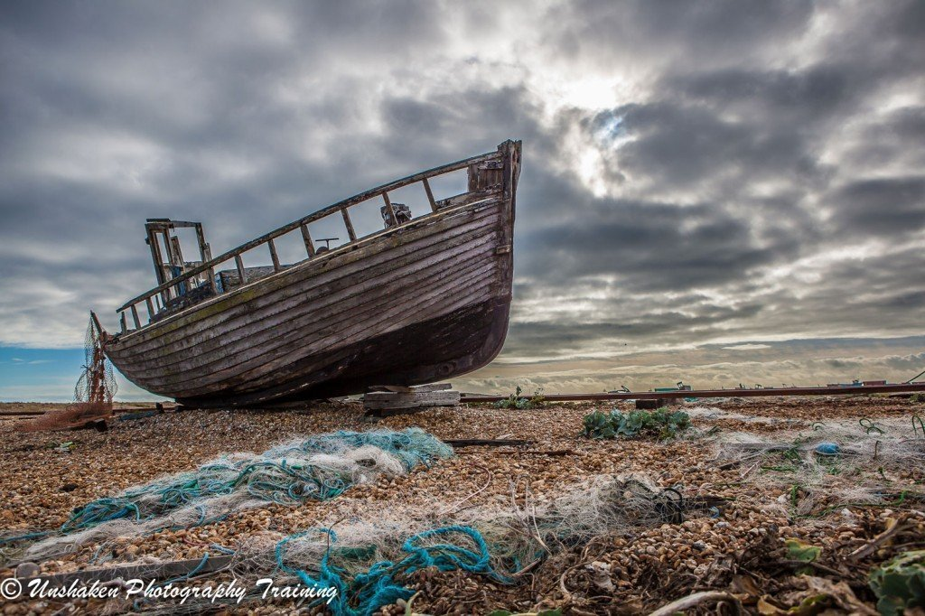 Dungeness photography