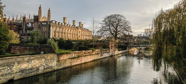 Cambridge beginners photography course